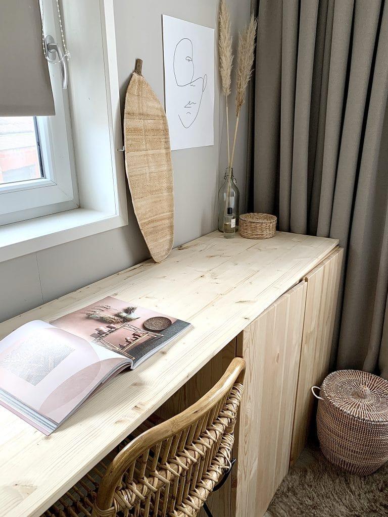 Interieuradvies thuiswerkplek - Kelly Interieurdesign