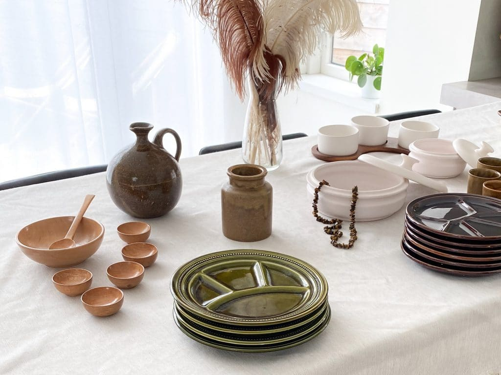 Interieur cadeau tip - servies, tableware